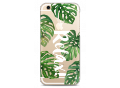 Coque iPhone 6Plus/6SPlus Tropical watercolor design Relax