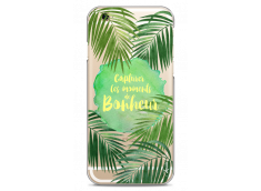 Coque iPhone 6Plus/6SPlus Tropical watercolor design Bonheur