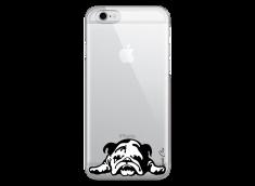 Coque iPhone 6/6S Dog tu restes mon ami