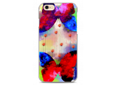 Coque iPhone 6Plus/6SPlus Gradient design butterflies