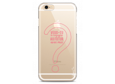 Coque iPhone 6Plus/6SPlus Veux tu te conjuguer au futur avec moi?