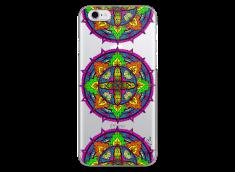 Coque iPhone 6/6S Les vitrailles mandala