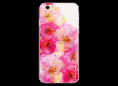 Coque iPhone 6/6S Watercolor bouquet flowers