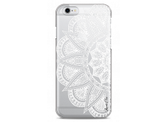 Coque iPhone 6/6S White Lace Mandala