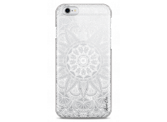 Coque iPhone 6Plus/6SPlus White Mandala