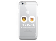 Coque iPhone 6/6S You and beer It's a match