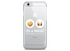 Coque iPhone 6/6S You and drink It's a match