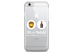 Coque iPhone 6/6S You and whiskey It's a match