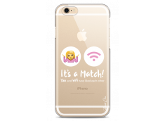Coque iPhone 6Plus/6SPlus You and Wifi It's a Match