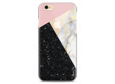 Coque iPhone 6/6S Diamond Collage Marble