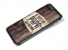 Coque iPhone 6 Papa qui déchire