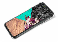 Coque iPhone 6 Floral Marble