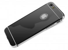 Coque iPhone 6 Plus/6S Plus Miroir-Noir