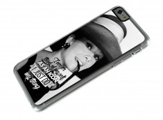 Coque iPhone 6/6S The Icons- Audrey Hepburn