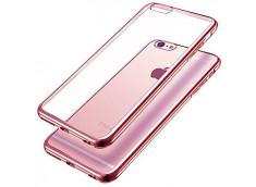 Coque iPhone 7 Plus Rose Gold Flex