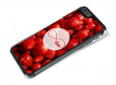Coque iPhone 6 Infinity Love- Strawberry