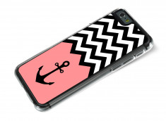 Coque iPhone 6/6S Pink Anchor
