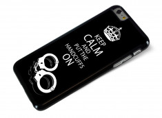 Coque iPhone 6 50 Shades of Grey-Handcuffs