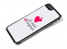 Coque iPhone 6 Plus/6S Plus Je suis à croquer
