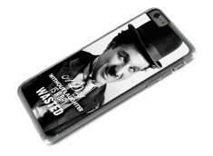 Coque iPhone 6 Plus The Icons- Charlie Chaplin