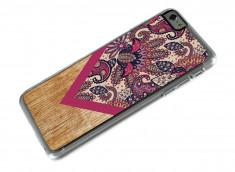 Coque iPhone 6 Plus Graphic Wood-Modèle 2