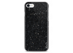 Coque iPhone 7Plus/iPhone 8Plus Black Diamond Marble