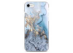 Coque iPhone 7Plus/8Plus Blue Sky Marble
