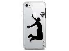 Coque iPhone 7Plus/8Plus Basketball Player