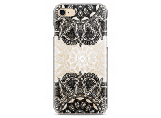 Coque iPhone 7/8 Black & White Mandala
