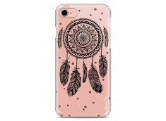 Coque iPhone 7/8 Black drawing dreamcatcher