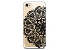 Coque iPhone 7/8 Black Lace Mandala