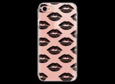Coque iPhone 7/8 Black Lips