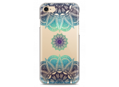 Coque iPhone 7Plus/8Plus Blue Star Mandala
