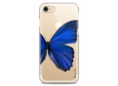 Coque iPhone 7/8 Blue butterfly