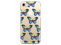 Coque iPhone 7/8 Watercolor butterflies pattern