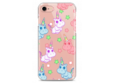 Coque iPhone 7/8 Cartoon pattern licorne