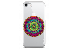 Coque iPhone 7/8 Multicolore Mandala