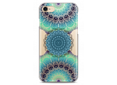 Coque iPhone 7/8 Collage Multicolor Mandala