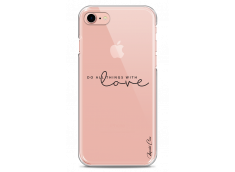 Coque iPhone 7Plus/8Plus All things with love