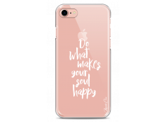 Coque iPhone 7/8 Do What Makes Your Soul Happy