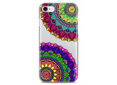 Coque iPhone 7/8 Double Cercle Mandala
