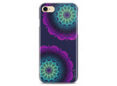 Coque iPhone 7/8 3D Double Mandala