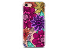 Coque iPhone 7/8 Floral Vibrant hand drawn illustration