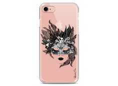 Coque iPhone 7/8 Flowers mask