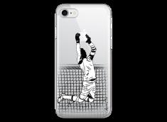 Coque iPhone 7/8  Footballeur