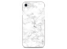 Coque iPhone 7Plus/iPhone 8Plus White Marble