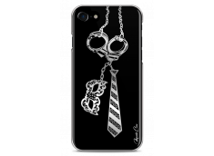 Coque iPhone 7/8 Hand cuffs mask tie