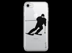 Coque iPhone 7Plus/8Plus I am a skier