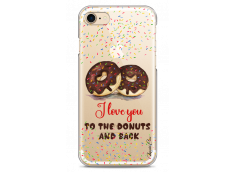 Coque iPhone 7/8 I love you to the donuts and back