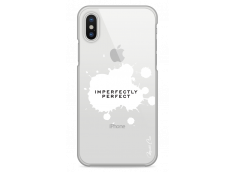 Coque iPhone X Imperfectly Perfect